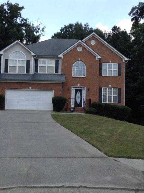 550 Cotton Gin Lane, Lawrenceville, GA 30045 (MLS #6596777) :: North Atlanta Home Team