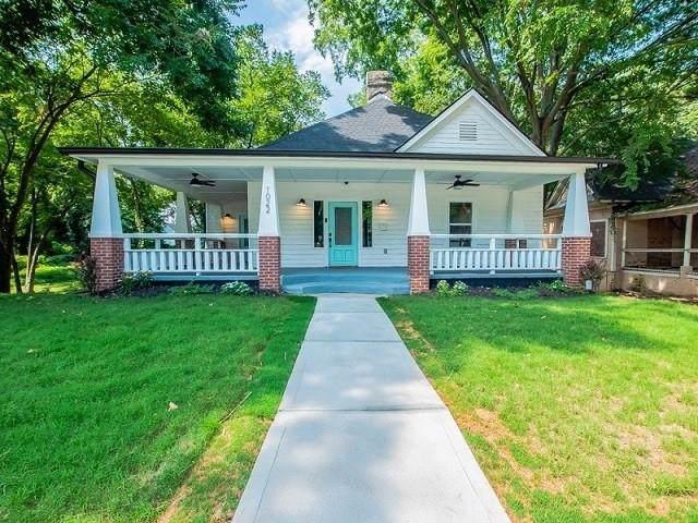 1022 Lawton Avenue SW, Atlanta, GA 30310 (MLS #6597193) :: North Atlanta Home Team