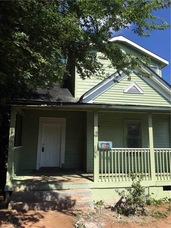 386 SE Berean Avenue, Atlanta, GA 30312 (MLS #6597230) :: RE/MAX Paramount Properties