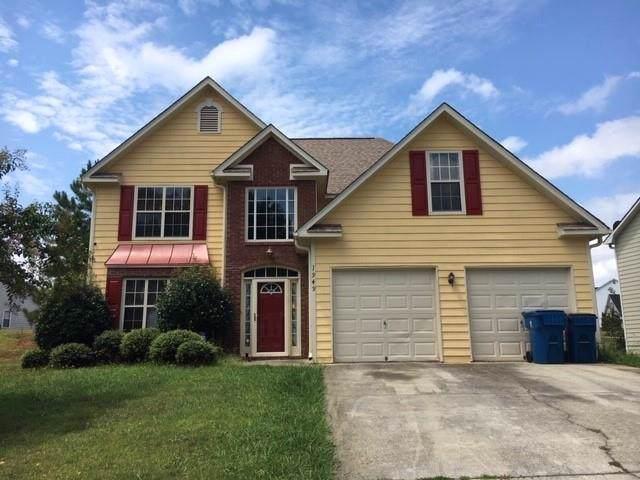 7949 Mustang Lane, Riverdale, GA 30274 (MLS #6597581) :: North Atlanta Home Team
