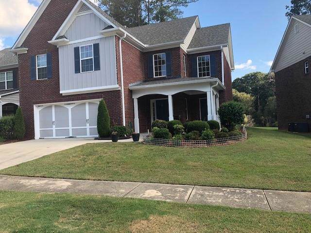 4463 Pond Edge Road, Snellville, GA 30039 (MLS #6597762) :: The Cowan Connection Team