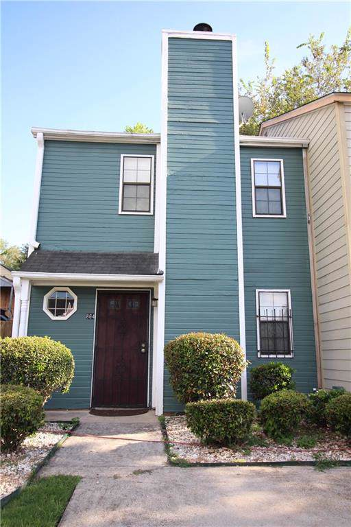 864 Victoria Place SW, Atlanta, GA 30310 (MLS #6597840) :: North Atlanta Home Team