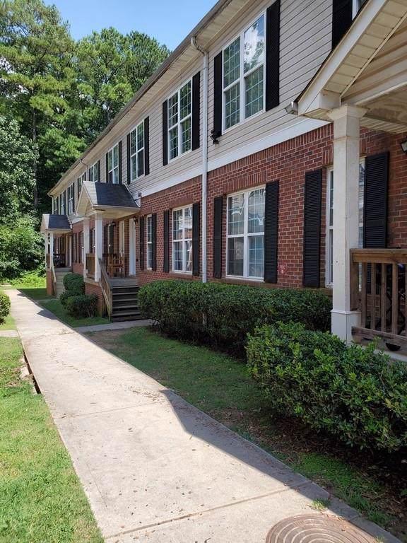 1651 Massachusetts Avenue SW #3, Marietta, GA 30008 (MLS #6598525) :: RE/MAX Paramount Properties