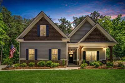 231 Red Cloud Drive, Waleska, GA 30183 (MLS #6598569) :: Kennesaw Life Real Estate