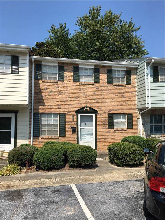 4701 Flat Shoals Road 50E, Union City, GA 30291 (MLS #6598589) :: The Hinsons - Mike Hinson & Harriet Hinson