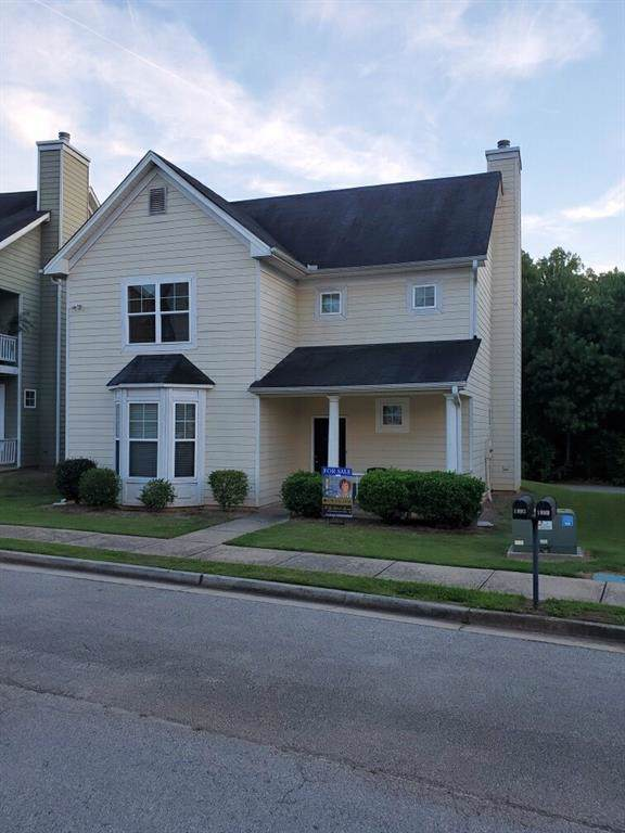 1802 Laurel Green Way, East Point, GA 30344 (MLS #6598612) :: RE/MAX Paramount Properties