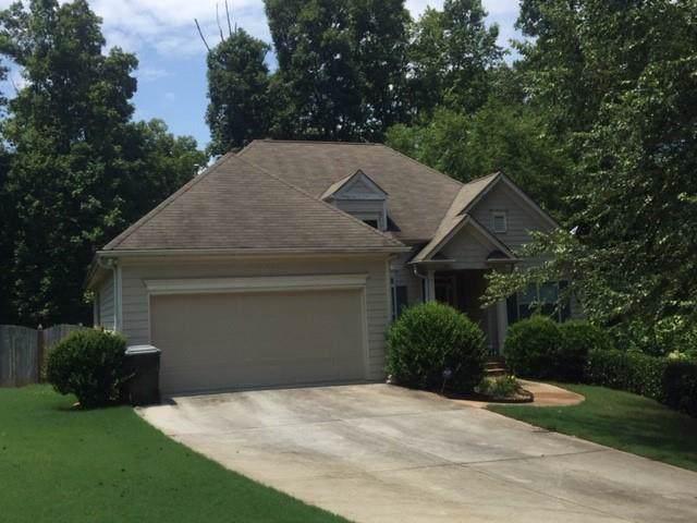 4075 N Shores Drive NW, Acworth, GA 30101 (MLS #6599271) :: RE/MAX Prestige