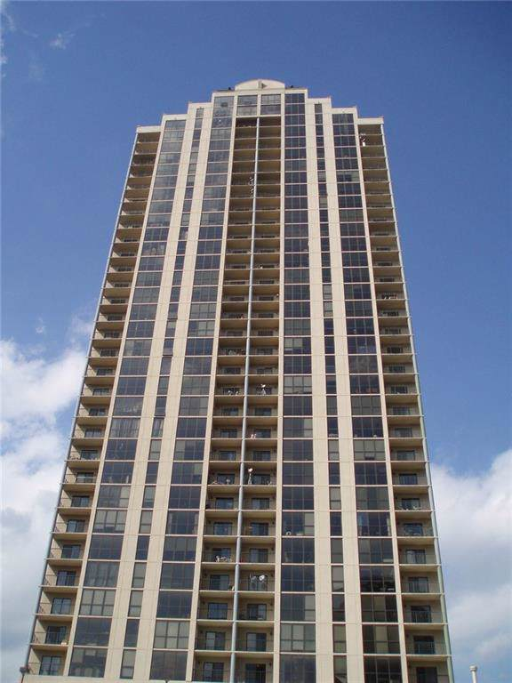 1280 W Peachtree Street NW #804, Atlanta, GA 30309 (MLS #6599383) :: Rock River Realty