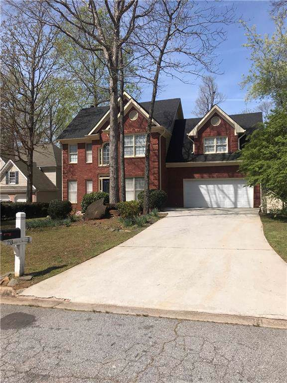 753 Amroth Court, Stone Mountain, GA 30087 (MLS #6599465) :: Iconic Living Real Estate Professionals
