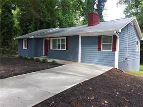 2874 SW Waters Road SW, Atlanta, GA 30354 (MLS #6599490) :: RE/MAX Paramount Properties