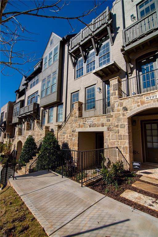 6723 Encore Boulevard #56, Sandy Springs, GA 30328 (MLS #6599533) :: Iconic Living Real Estate Professionals