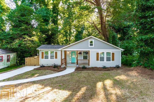 1585 Kenmore Street SW, Atlanta, GA 30311 (MLS #6599549) :: Iconic Living Real Estate Professionals