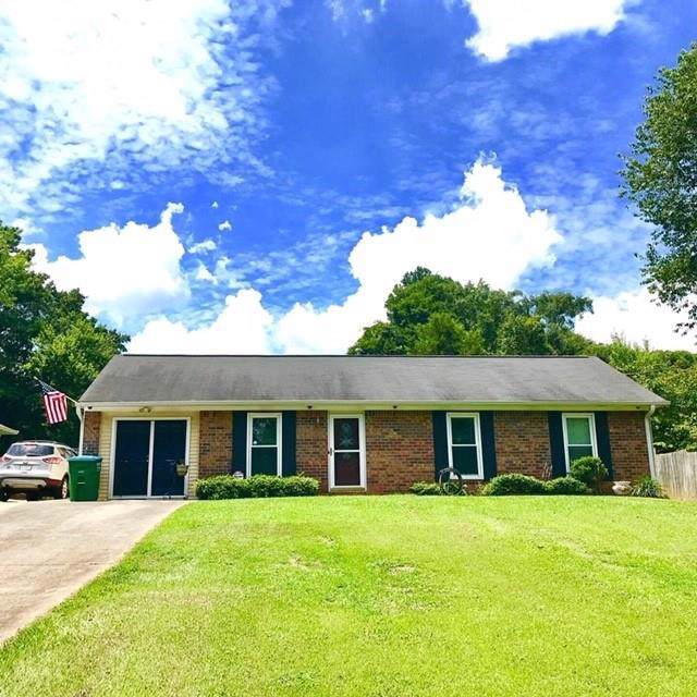 5383 Button Gwinnett Place, Norcross, GA 30093 (MLS #6600242) :: Path & Post Real Estate