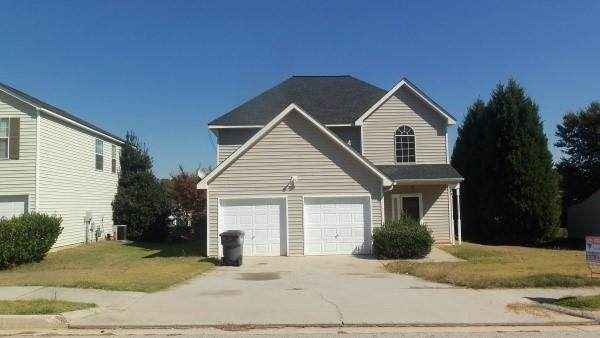 8270 Mountain Pass, Riverdale, GA 30274 (MLS #6600719) :: RE/MAX Paramount Properties