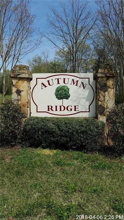 0 Autumn Path, Rockmart, GA 30153 (MLS #6600936) :: North Atlanta Home Team