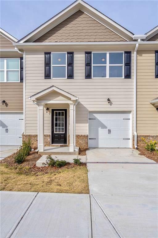 2214 NE Sandridge Commons Lane 2L, Gainesville, GA 30501 (MLS #6601095) :: RE/MAX Paramount Properties