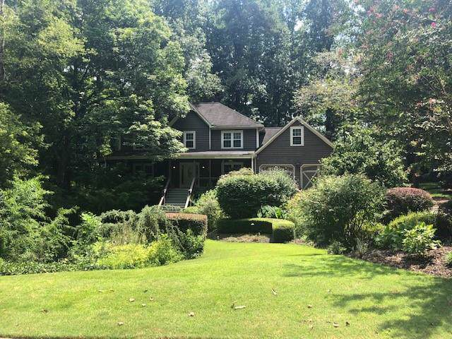 1067 Chestnut Hill Circle Sw, Marietta, GA 30064 (MLS #6601202) :: Path & Post Real Estate