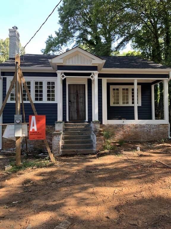 1285 Greenwich Street SW, Atlanta, GA 30310 (MLS #6601434) :: North Atlanta Home Team