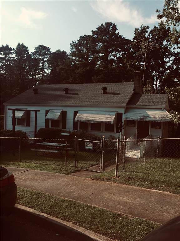 1033 Cedar Avenue, East Point, GA 30344 (MLS #6601722) :: RE/MAX Paramount Properties