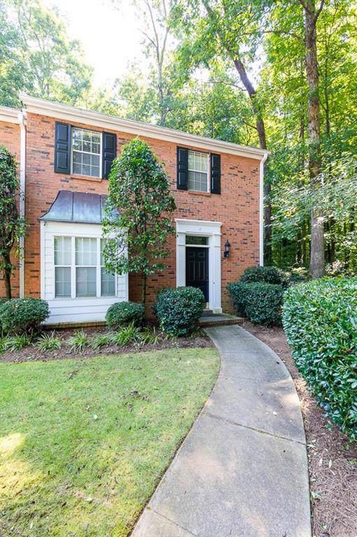 1160 Windsor Parkway NE #15, Atlanta, GA 30319 (MLS #6602183) :: RE/MAX Paramount Properties