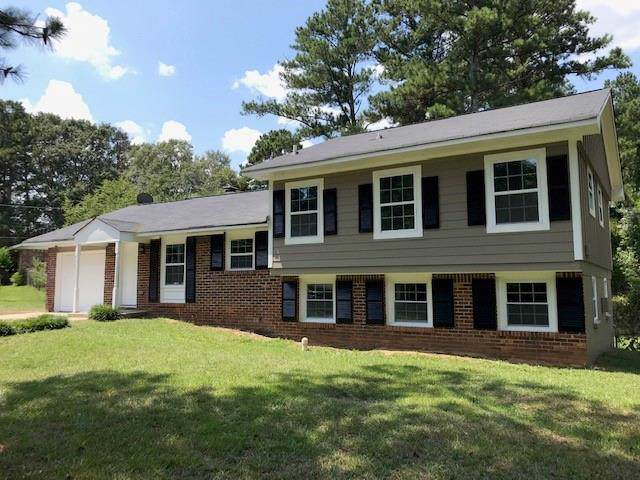 14 Jonathan Road, Riverdale, GA 30274 (MLS #6602273) :: The Cowan Connection Team