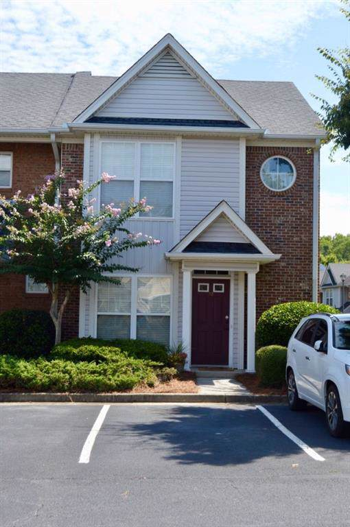 801 Old Peachtree Road NW #33, Lawrenceville, GA 30043 (MLS #6602429) :: The Heyl Group at Keller Williams