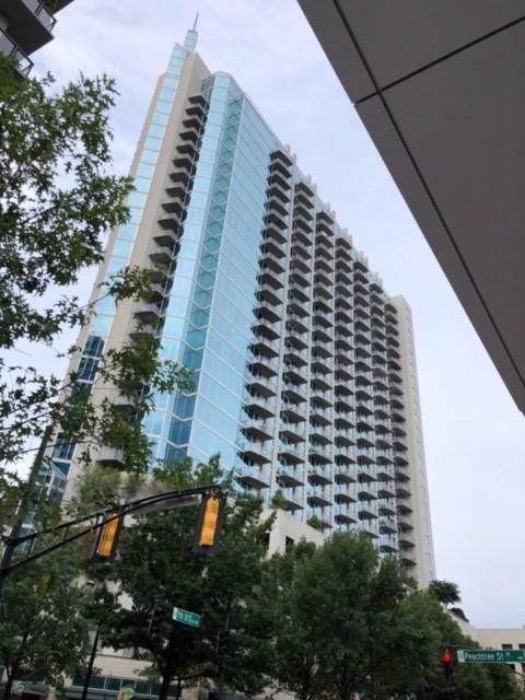 860 Peachtree Street #2317, Atlanta, GA 30308 (MLS #6602455) :: North Atlanta Home Team