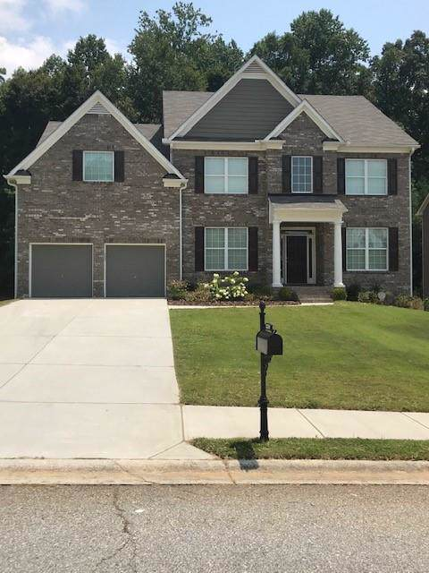 3288 Wolf Club Lane SW, Atlanta, GA 30349 (MLS #6602589) :: The Heyl Group at Keller Williams