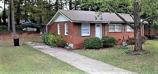 214 Rockin Hill Drive SW, Marietta, GA 30060 (MLS #6602618) :: RE/MAX Paramount Properties