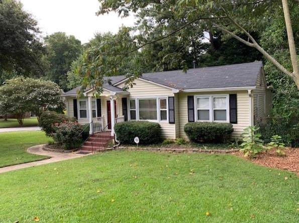 1660 Bridgeport Drive N, Atlanta, GA 30329 (MLS #6603191) :: Rock River Realty
