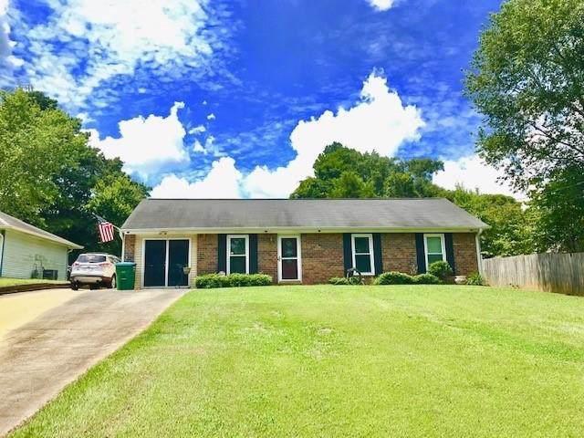 5383 Button Gwinnett Place, Norcross, GA 30093 (MLS #6603206) :: Rock River Realty