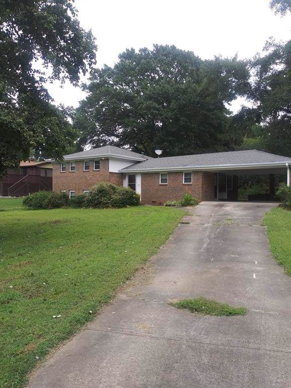 1341 Woodhill Drive, Marietta, GA 30066 (MLS #6603554) :: RE/MAX Paramount Properties