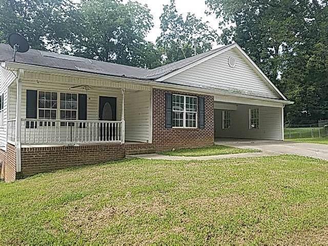 45 Griffith Street, Buchanan, GA 30113 (MLS #6603585) :: RE/MAX Paramount Properties