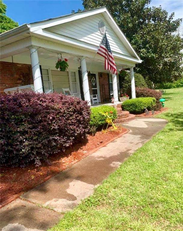 263 Kenwood Road, Fayetteville, GA 30214 (MLS #6603607) :: Path & Post Real Estate