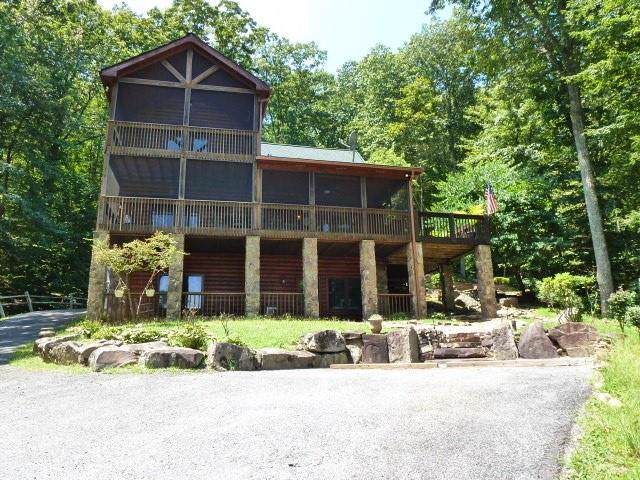1222 Sunrock Mountain Road, Blue Ridge, GA 30513 (MLS #6603748) :: Dillard and Company Realty Group