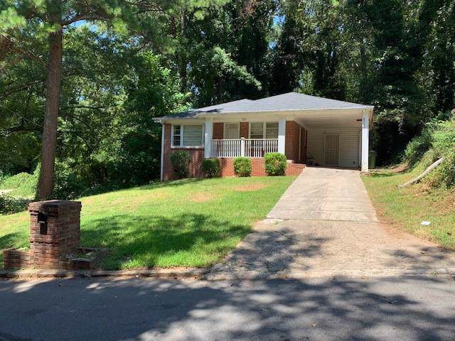 1059 Osborne Street, Atlanta, GA 30310 (MLS #6604005) :: The Realty Queen Team