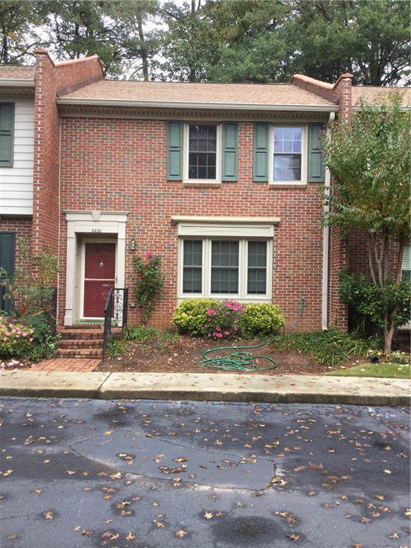 3430 Ashwood Lane, Chamblee, GA 30341 (MLS #6604067) :: The Zac Team @ RE/MAX Metro Atlanta