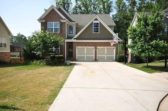 5807 Chapel Village Court, Douglasville, GA 30135 (MLS #6604116) :: Kennesaw Life Real Estate