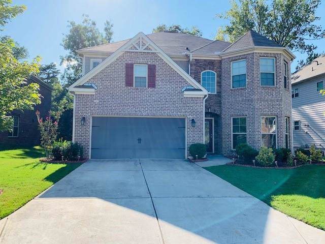 4415 Griffin Trail Way, Cumming, GA 30041 (MLS #6604277) :: The Hinsons - Mike Hinson & Harriet Hinson