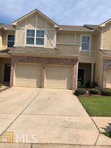 1577 Park Brooke Circle SW #8, Marietta, GA 30008 (MLS #6604330) :: The Cowan Connection Team