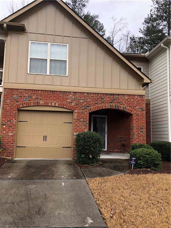 1516 Reel Lake Drive SW #237, Atlanta, GA 30331 (MLS #6604411) :: The Heyl Group at Keller Williams