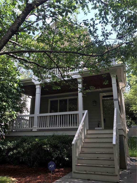 1033 Manigault Street SE, Atlanta, GA 30316 (MLS #6604480) :: The North Georgia Group
