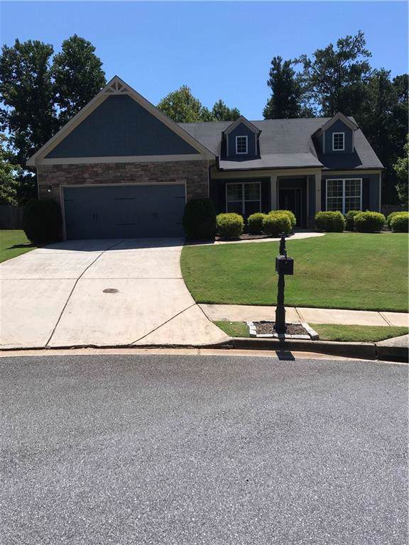 4804 Batiste Lane NW, Acworth, GA 30101 (MLS #6604556) :: RE/MAX Paramount Properties