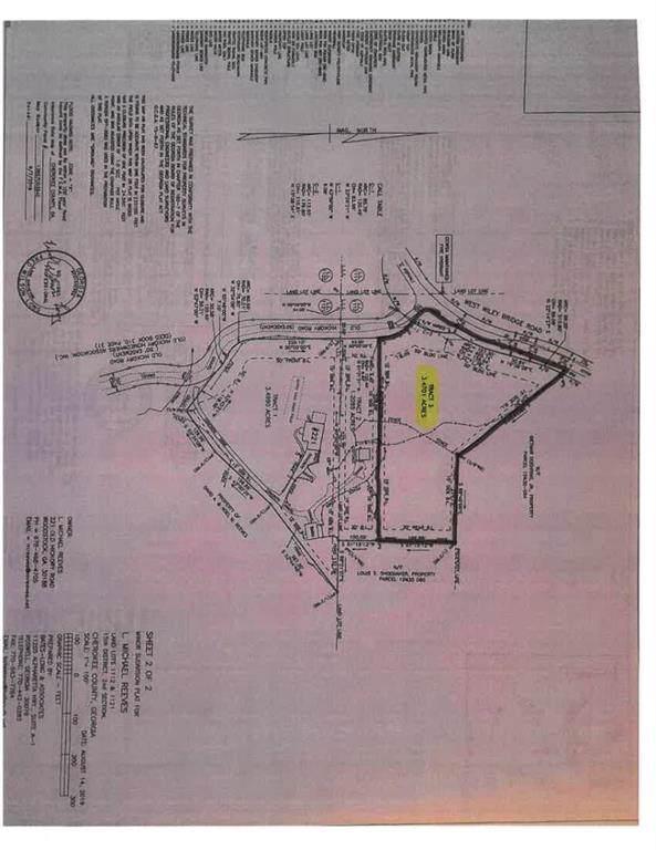 0 W Wiley Bridge Road, Woodstock, GA 30118 (MLS #6604583) :: RE/MAX Paramount Properties