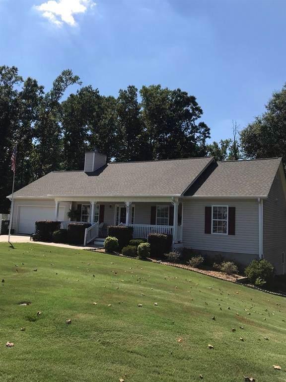 957 Masters Drive, Monroe, GA 30655 (MLS #6604805) :: RE/MAX Paramount Properties