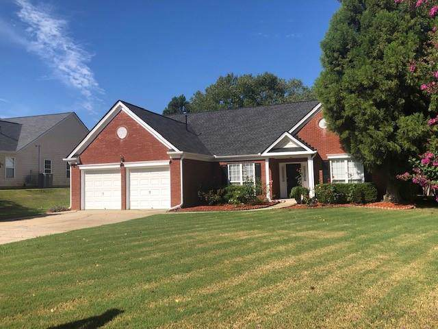 1873 Anmore Crossing NW, Kennesaw, GA 30152 (MLS #6604999) :: Kennesaw Life Real Estate