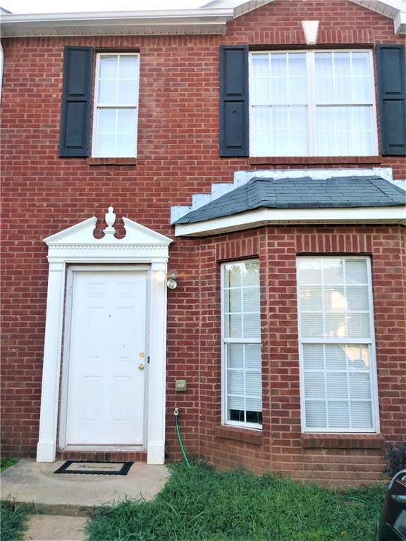 5893 Strathmoor Manor Circle, Lithonia, GA 30058 (MLS #6605002) :: RE/MAX Paramount Properties