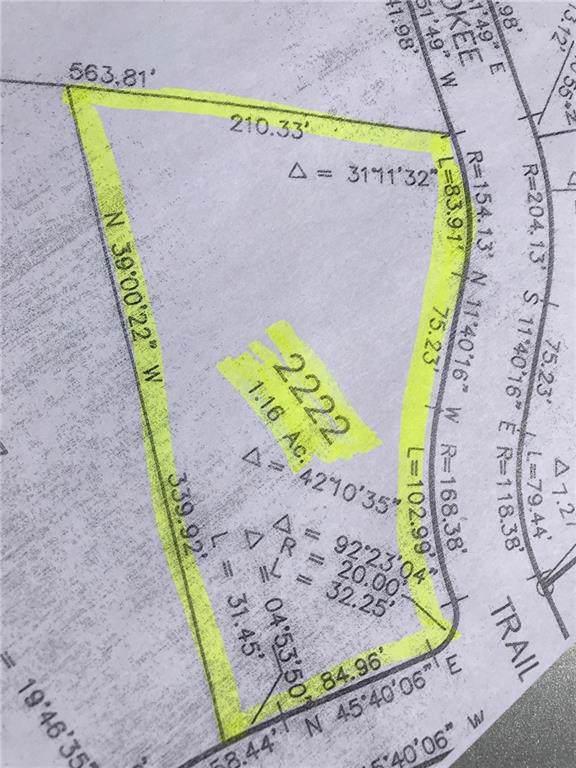 14 Yanegwa Path, Big Canoe, GA 30143 (MLS #6605044) :: Iconic Living Real Estate Professionals