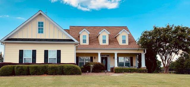 246 Magnolia Point Drive, Jefferson, GA 30549 (MLS #6605105) :: RE/MAX Paramount Properties