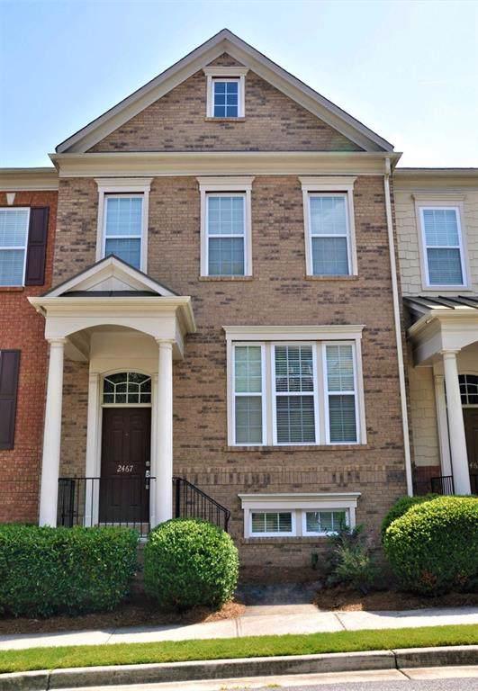 2467 Natoma Court SE #9, Smyrna, GA 30080 (MLS #6605251) :: Good Living Real Estate